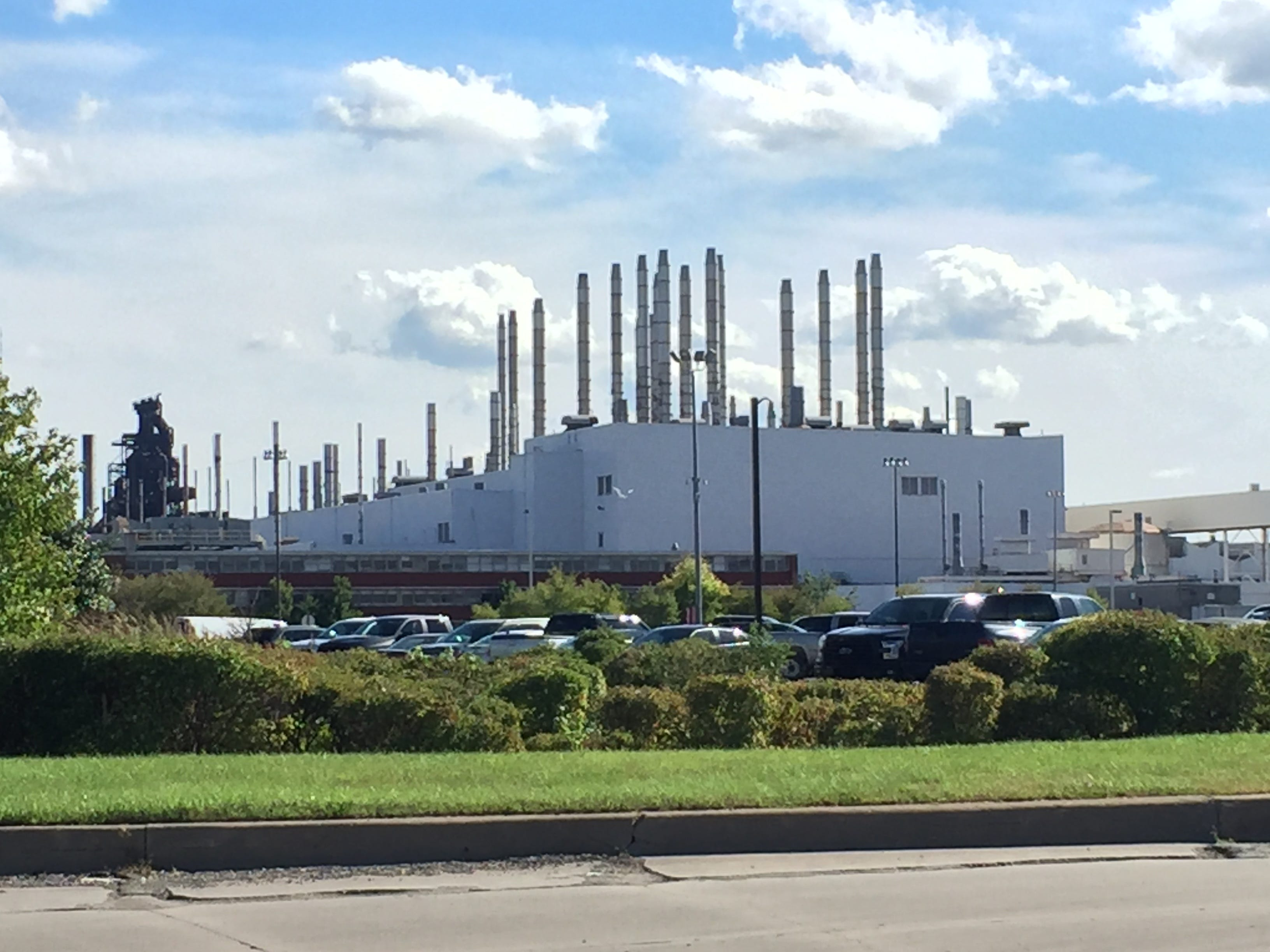 The 7,000 employees of the Ford River Rouge Complex on Thursday, Sept. 27, 2018, will celebrate the facility's 100th anniversary. It is the oldest continuously operating auto plant in the nation.