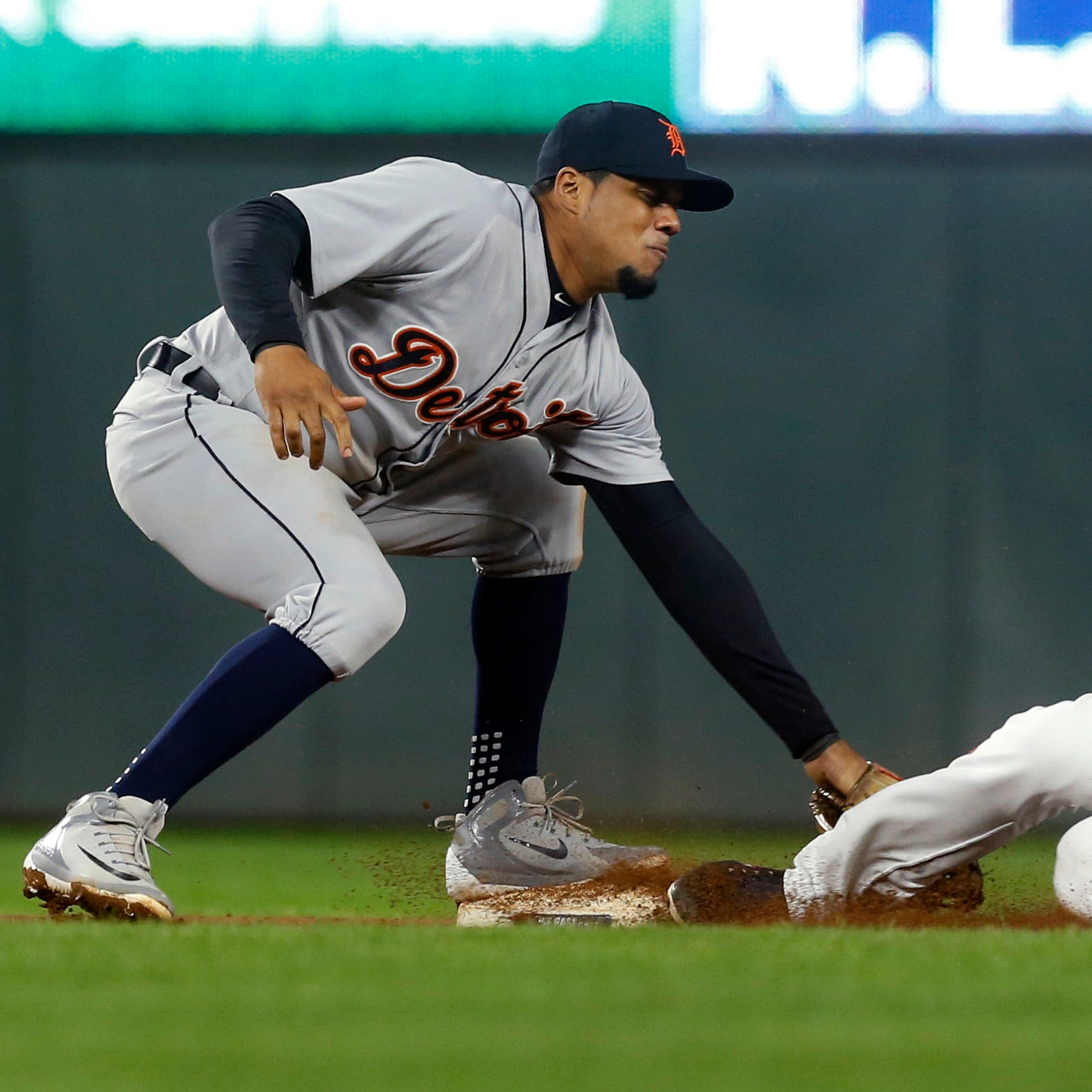 'Nervous' Castro makes first MLB start, ignites Tigers' rally