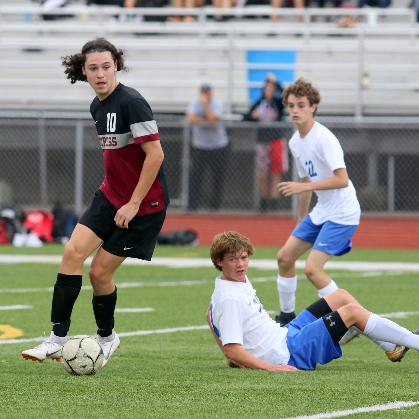 Horseheads, Elmira boys soccer teams play to a tie for second time