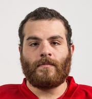 Ahmed Mahfouz in a 2016 photo as a member of the Port Huron Prowlers.