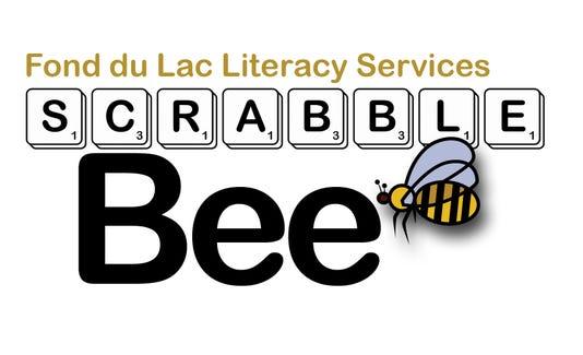 Scrabble Bee Logo