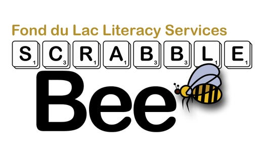Scrabble Bee Logo