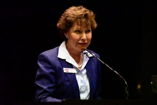 Janet Garrett said Wednesday she will not run again as the Democratic candidate for Ohio's 4th Congressional District.
