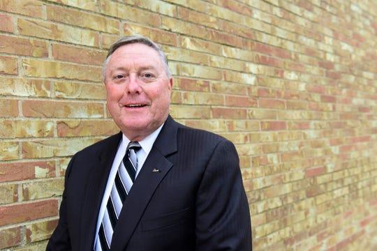 Sandusky County Commissioner Russ Zimmerman.