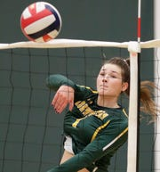 Ashwaubenon's Maddie Koch was named the co-player of the year in the Fox River Classic Conference.