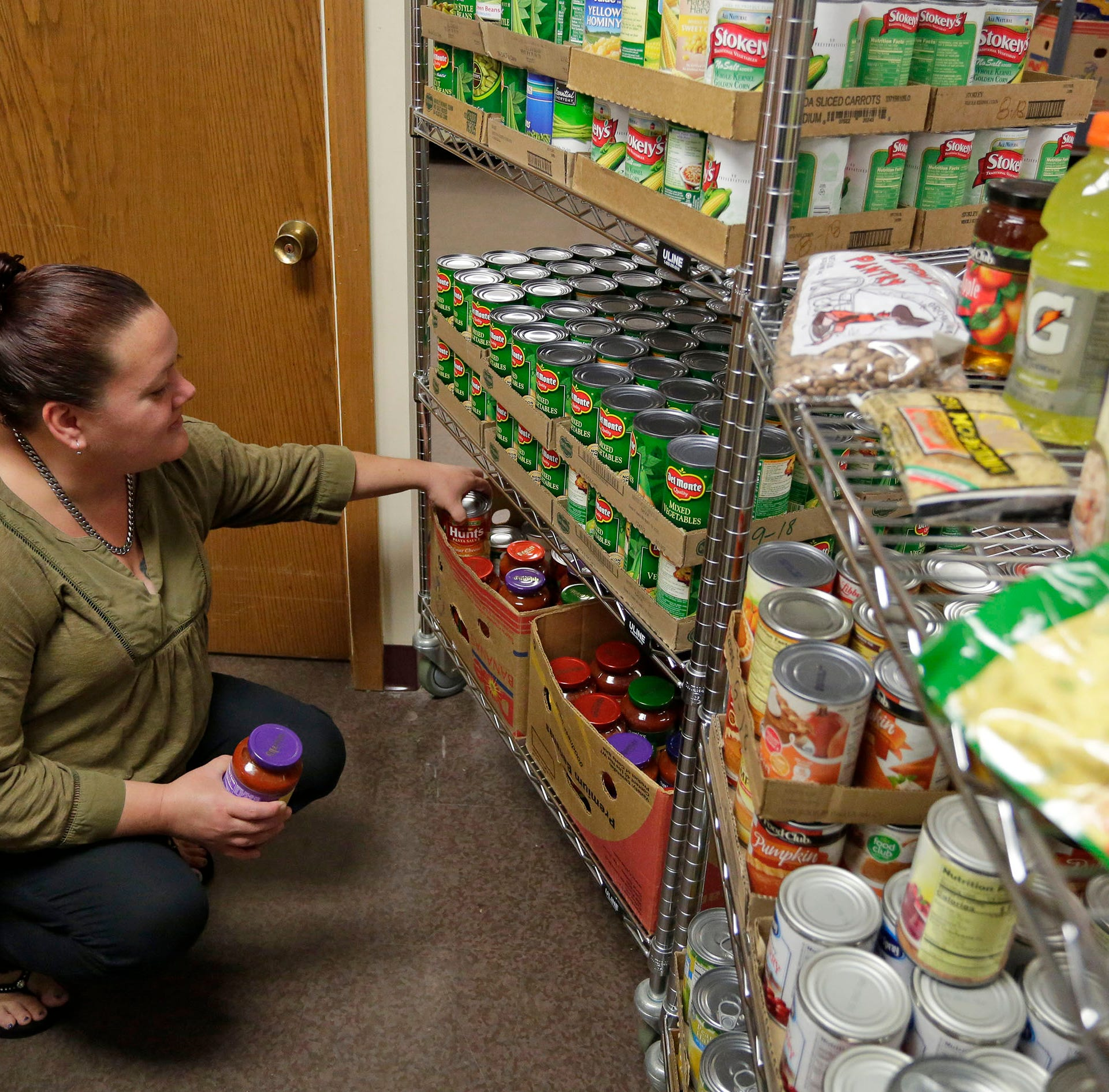 Hunger in Wisconsin touches every community. Stock the Shelves aims to help.