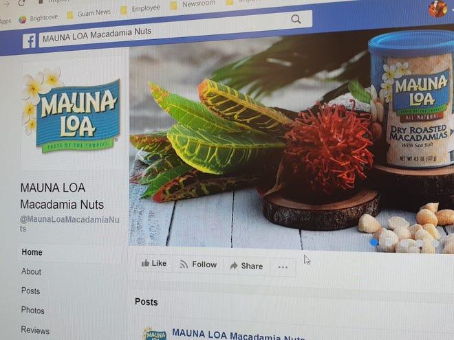Mauna Loa Facebook page