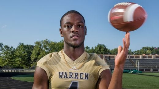 Warren Central receiver David Bell updates recruitment, sets commitment date