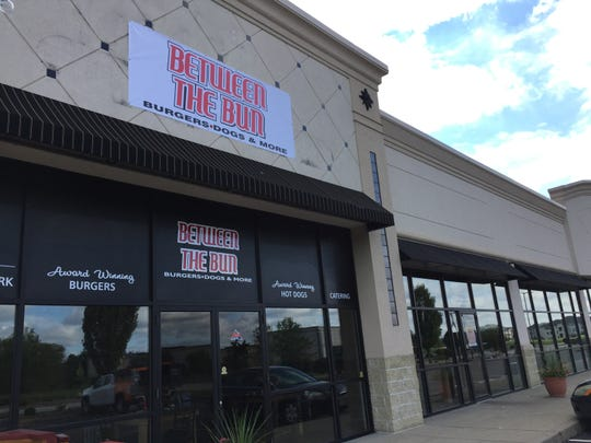 After closing its original Greenwood location in mid-September 2018, Between the Bun reopened Sept. 26, 2018, here, 2222 W. Southport Road, at Ind. 37, Indianapolis.