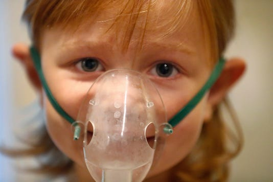 Family Fears Losing Insurance Coverage Because Of Kids Asthma