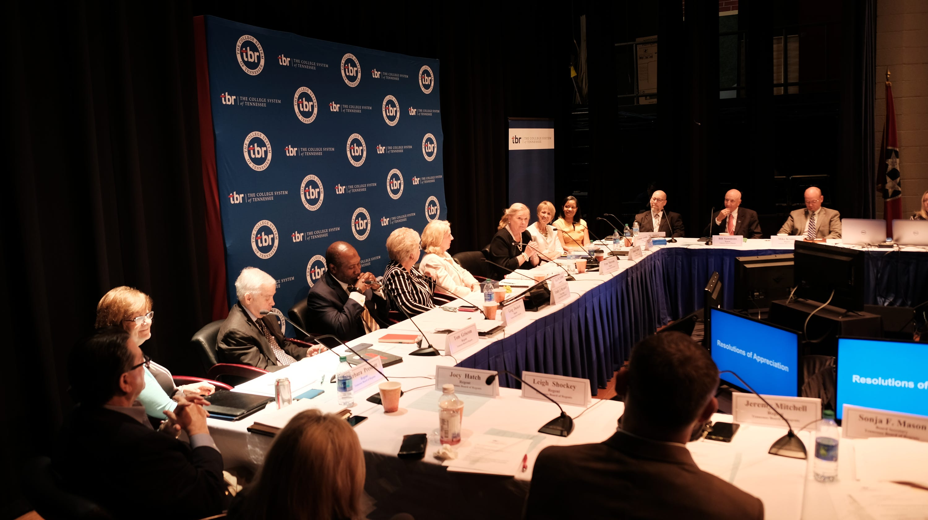 Tennessee Board Of Regents >> Tbr Tennessee Community College Student Fees Could Rise In