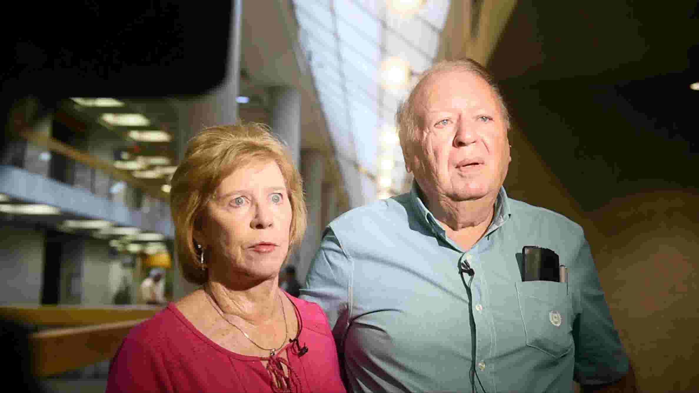 The parents of Chris Newsom and Channon Christian react to the Eric Boyd  hearing