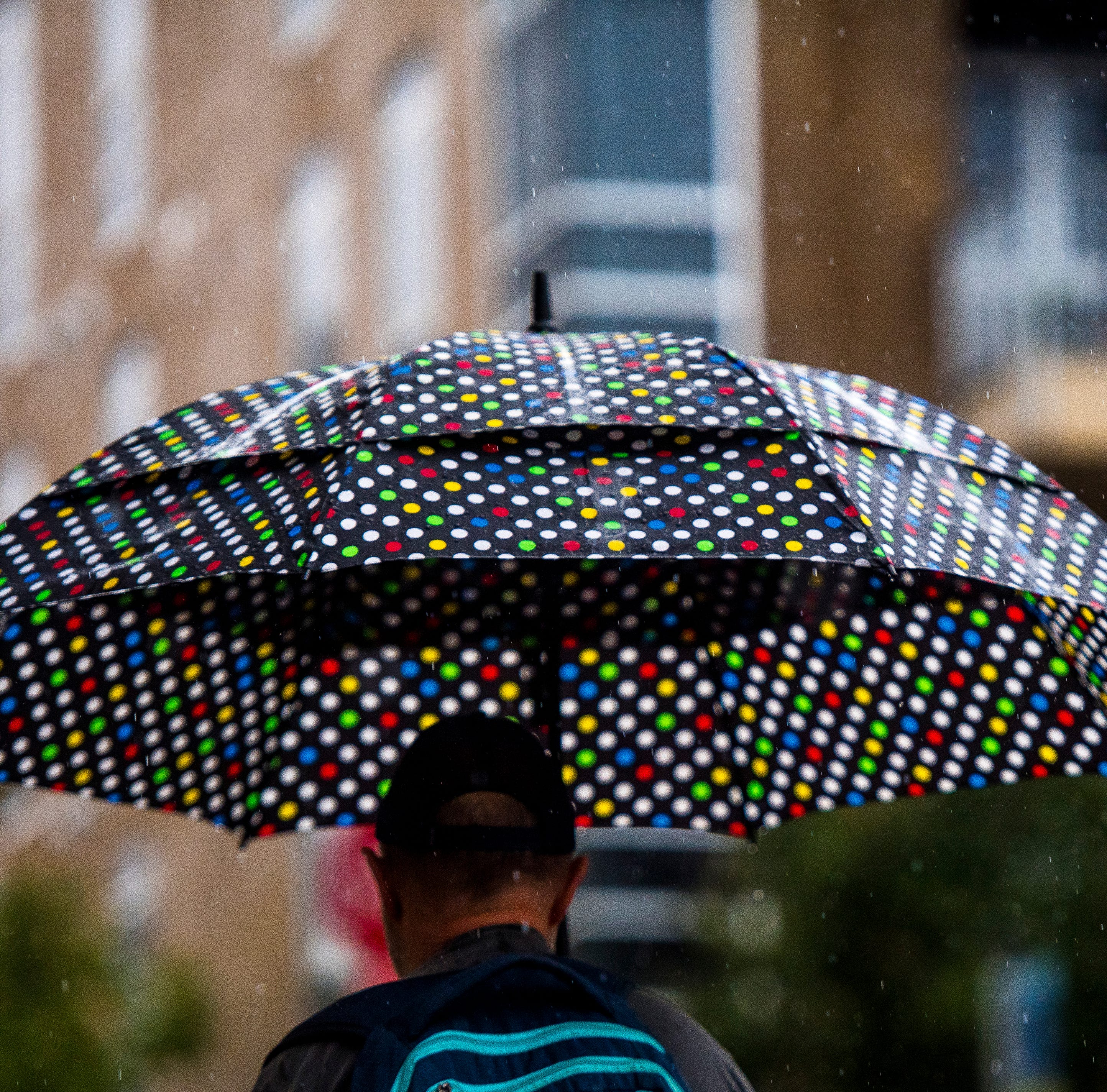 Knoxville remains under Flash Flood Watch into Friday afternoon