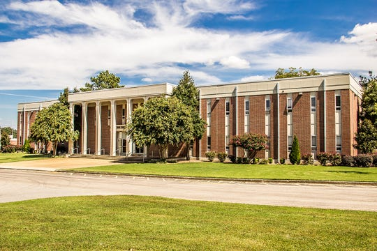 Dyersburg State Community College, located in Dyersburg, Tennessee, has 2,859 students enrolled.