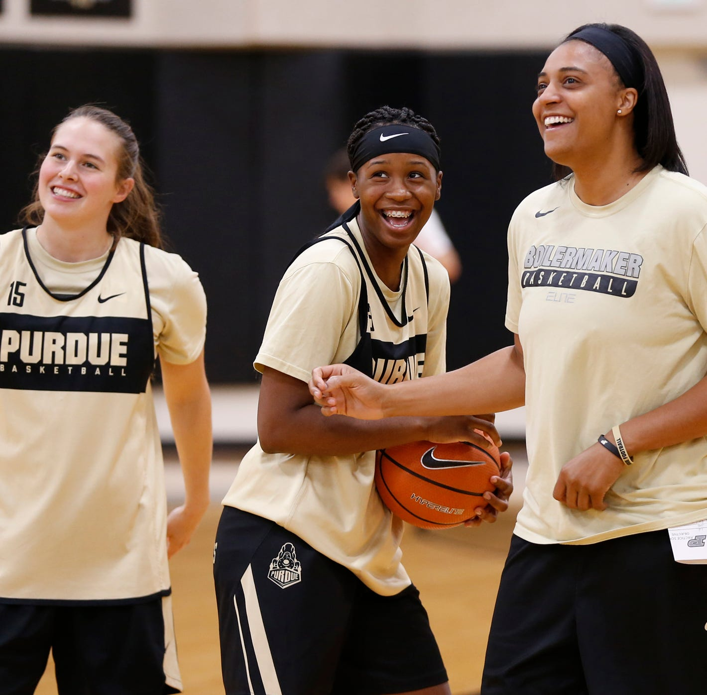 Wisdom-Hylton leaves Purdue women's basketball coaching staff