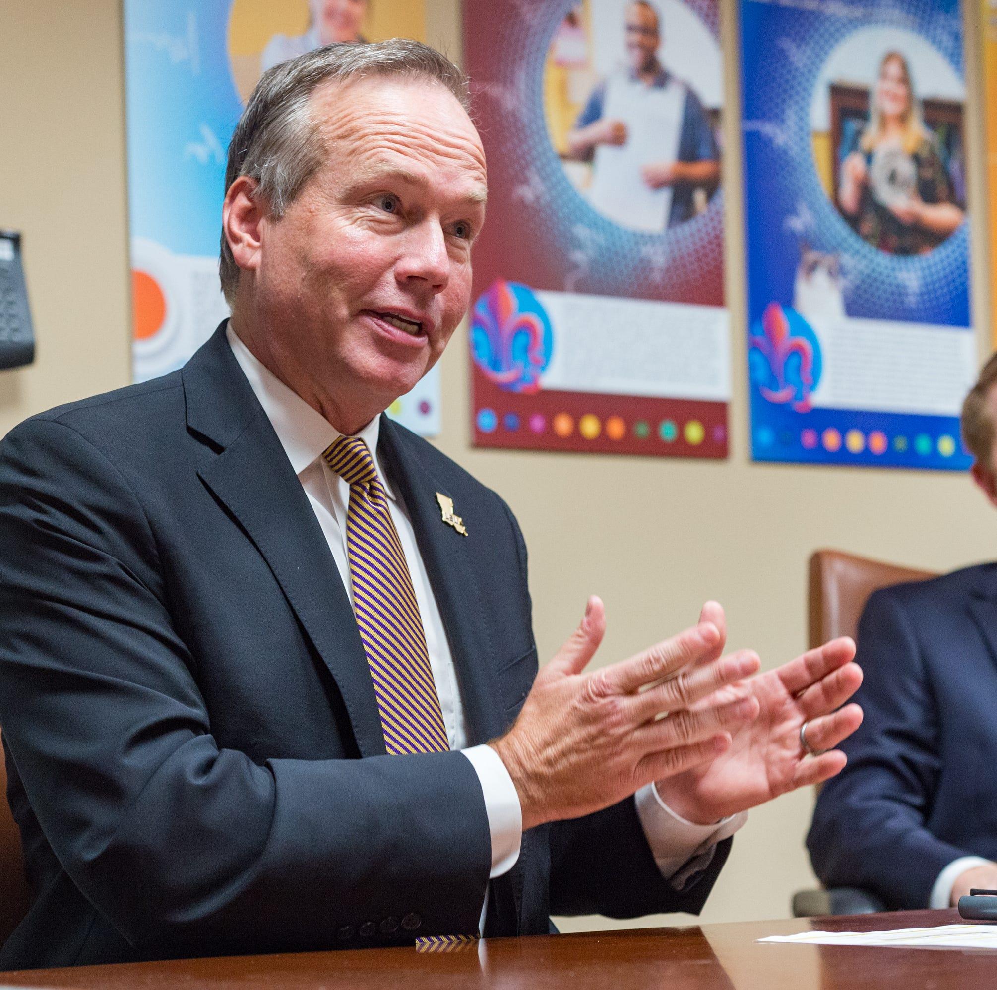 LSU president: We're keeping LSU-Shreveport