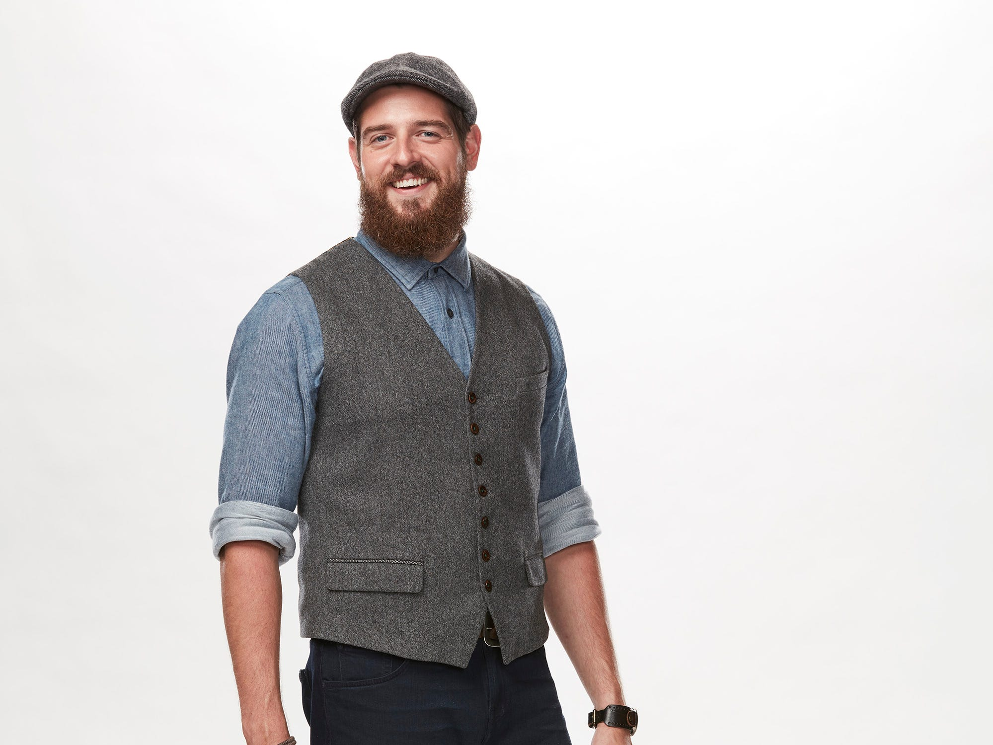 "Keith Paluso, a Germantown park ranger, is a contestant NBC's ""The Voice"" this season."