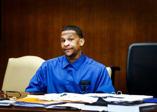 Quinton Tellis Trial Day 2