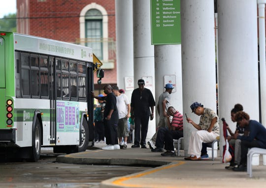 Shelby County Mayor Lee Harris has proposed having the county chip in funds for the Memphis Area Transit Authority.