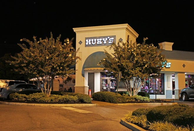 Huey's Cordova, located at 1771 N. Germantown Pkwy., to make upgrades to the restaurant in October.