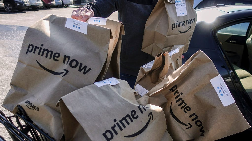 Amazon S Prime Now Brings Same Day Whole Foods Delivery To Nj