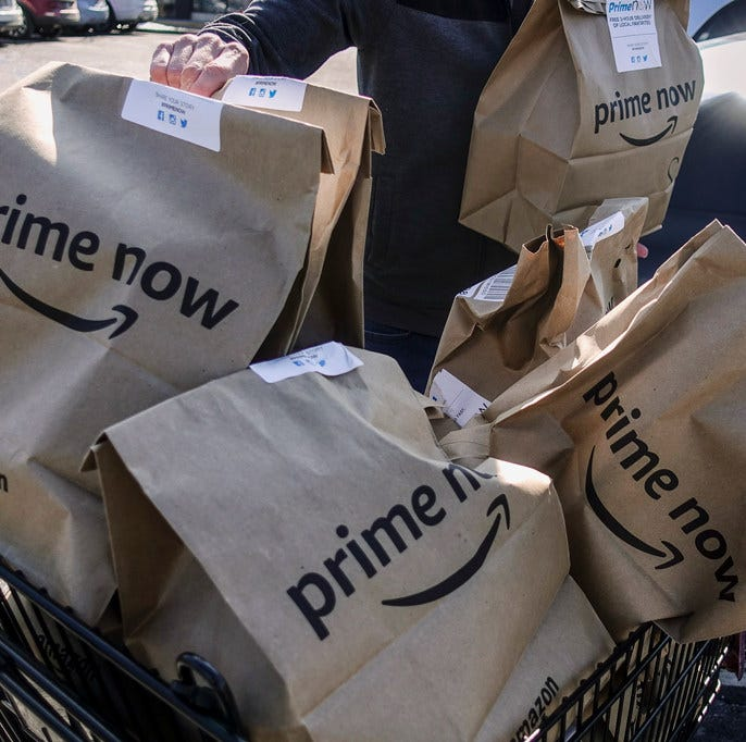 Amazon's Prime Now brings same-day Whole Foods delivery to NJ