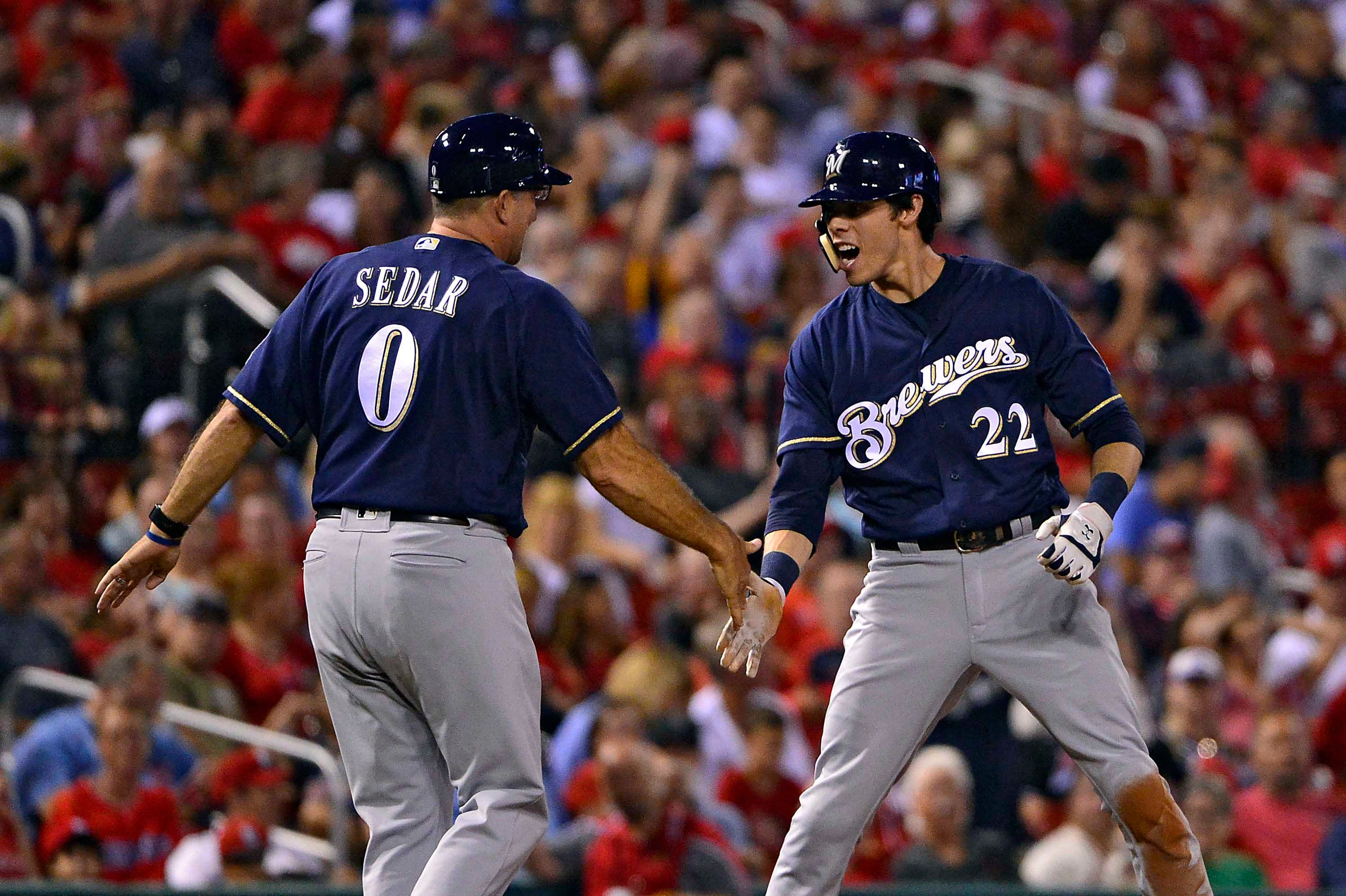a7e0ce062fd7 Christian Yelich is closing the deal to be the next National League MVP