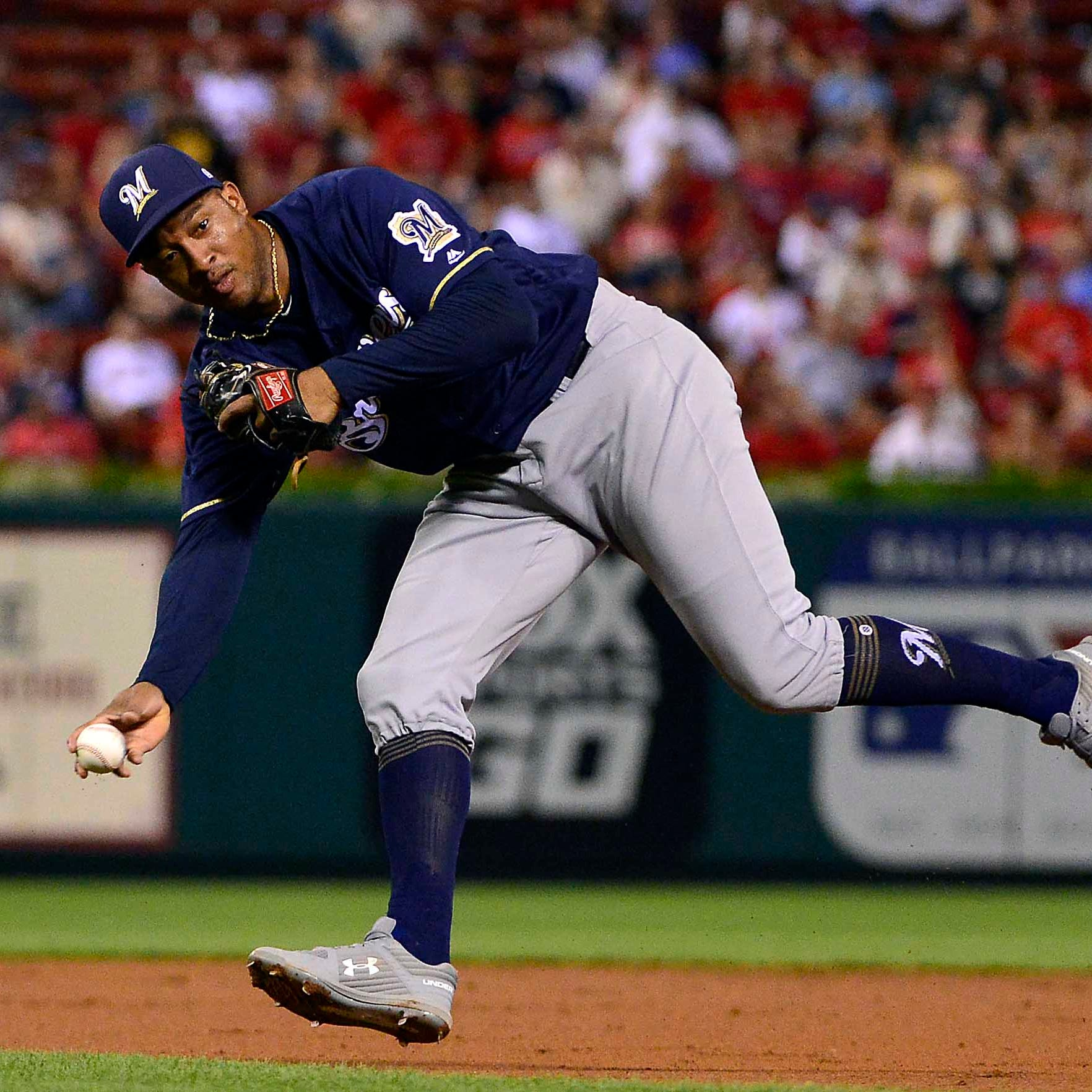 Brewers Podcast: Winter meetings arrive; will the Brewers pursue a second baseman?