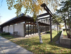 The former Forest Home Avenue Library Branch is again being marketed after immigrant rights group Voces de la Frontera dropped its plans to move its headquarters there.