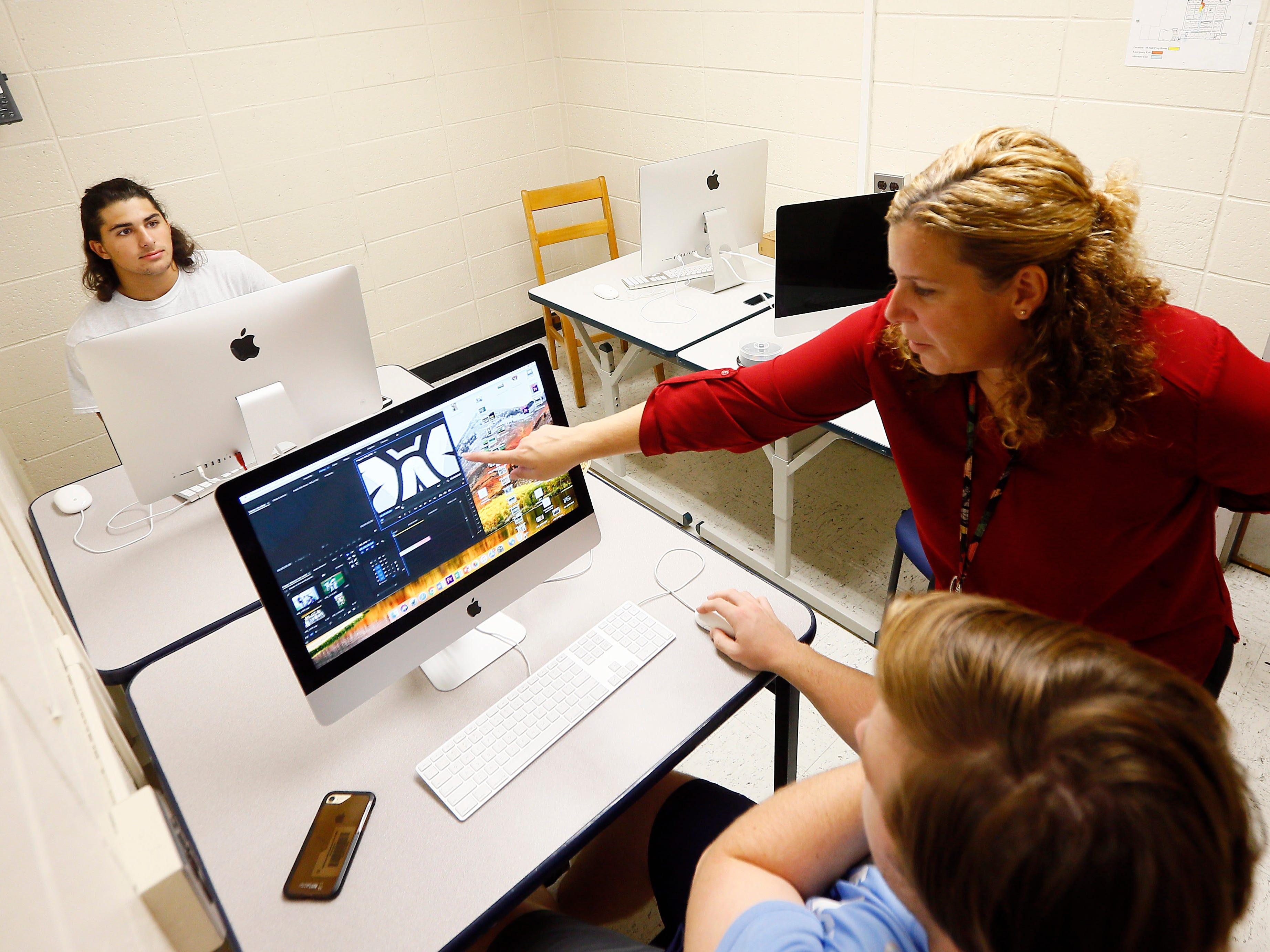 Bury Blitz: Roxbury students bringing high tech to athletic fields