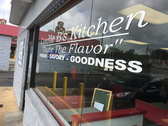 Connie B's Kitchen opened last month at 30 W. Fairview Ave.