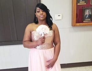 Latricia McDade was an innocent bystander in a shooting that killed her.