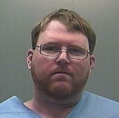 Thomas Lewter of Elkmont is charged with attempted assault, domestic violence and menacing.