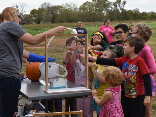 Science comes to life through the Tennessee STEAM Festival, set for Oct. 12-21 across the state.