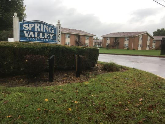The landlords of Spring Valley Apartments obtained a $14 million tax-exempt bond approval Wednesday to improve the property in Murfreesboro.