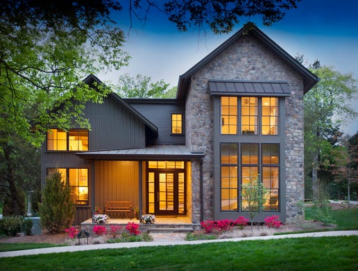 Nashville neighborhood lures buyers with wooded setting, unique homes