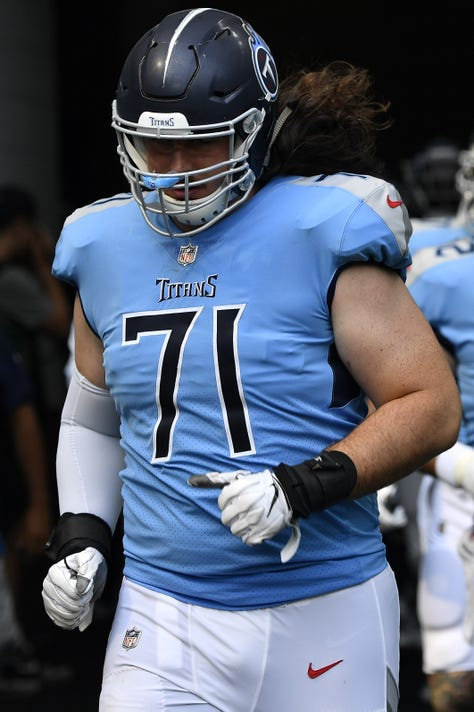 online store fd78b c48e6 Titans: Loss of Jack Conklin softened by reliability of ...