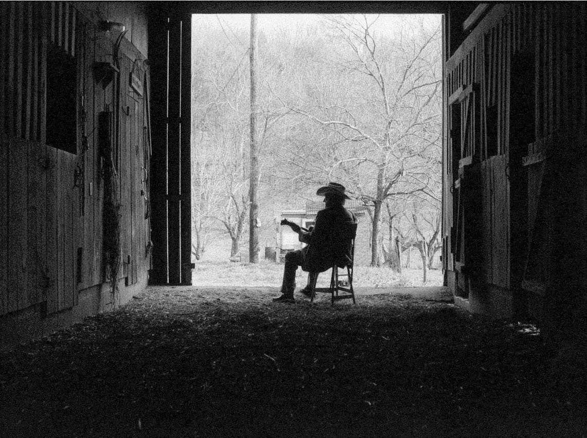 See Marty Stuart's photographs of country music legends at Monthaven in Hendersonville