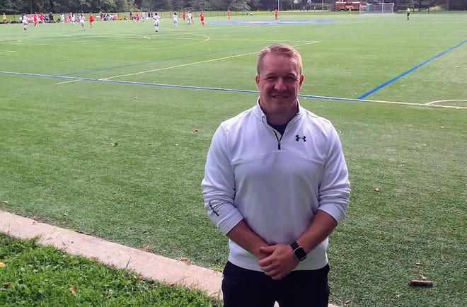 Nutley native Rob Hill was named the new athletic director at Glen Ridge in late August.