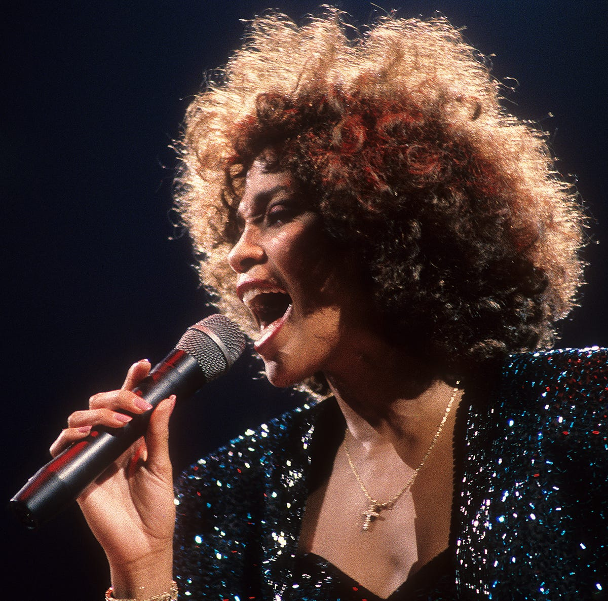 A trove of Whitney Houston artifacts comes to Newark, her hometown