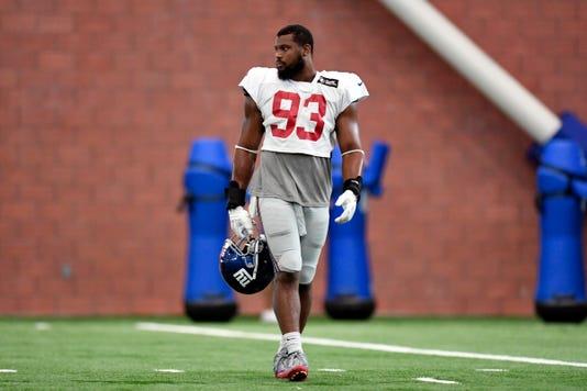 Giants Practice