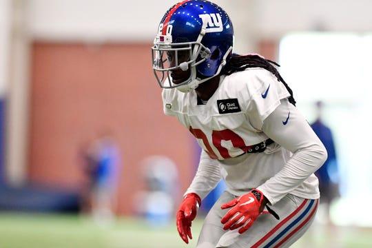 New York Giants cornerback Janoris Jenkins