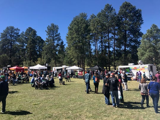 The 2018 Aspen Fest is ready to celebrate Fall at Wingfield park Oct. 6.