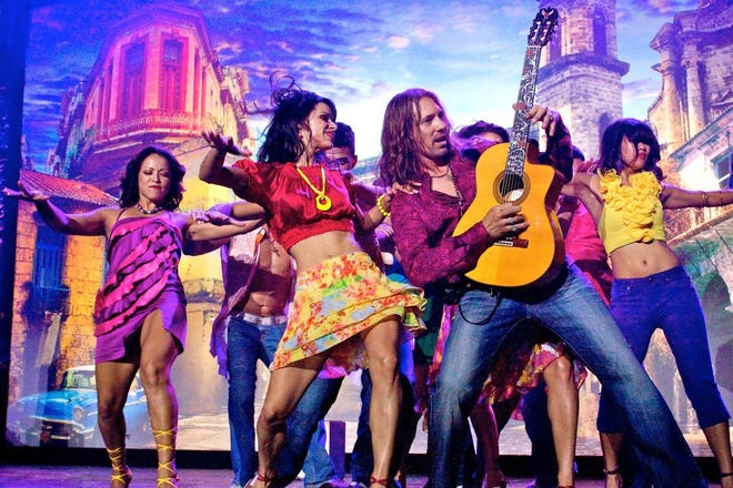 """Benise's """"Fuego!"""" and cast of dancers will perform at the Spencer Theater at 7 p.m., Oct 3."""