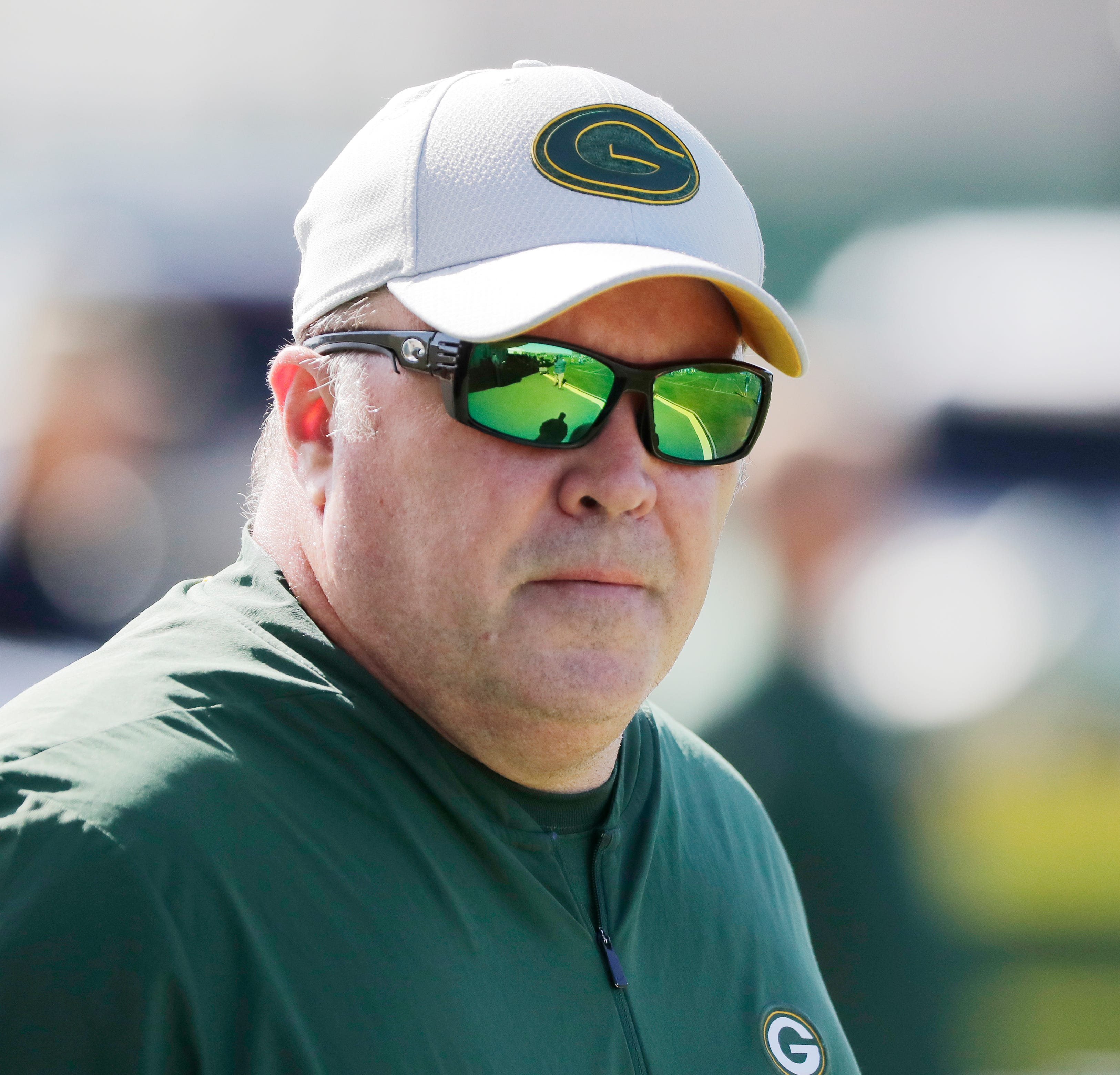 Former Packers coach Mike McCarthy: Firing 'couldn't have been handled any worse'