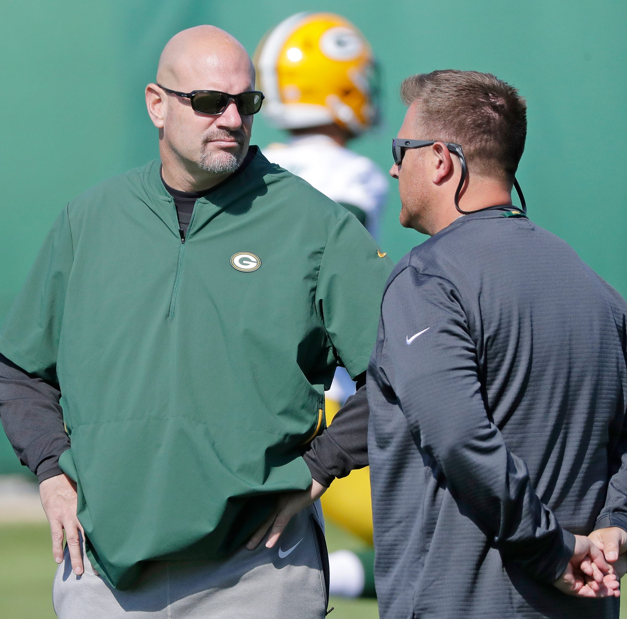 Silverstein: Mike Pettine's Green Bay Packers defense balancing patience with urgency