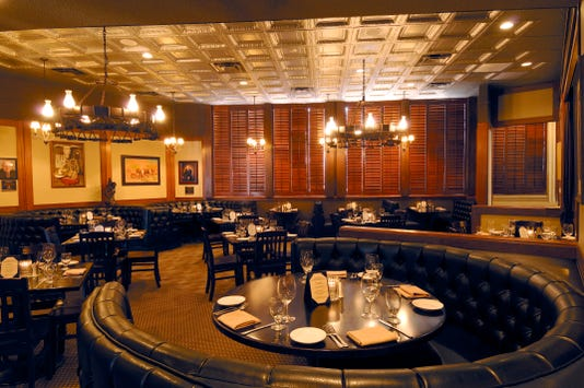 The Stockyards, remodeled dining room