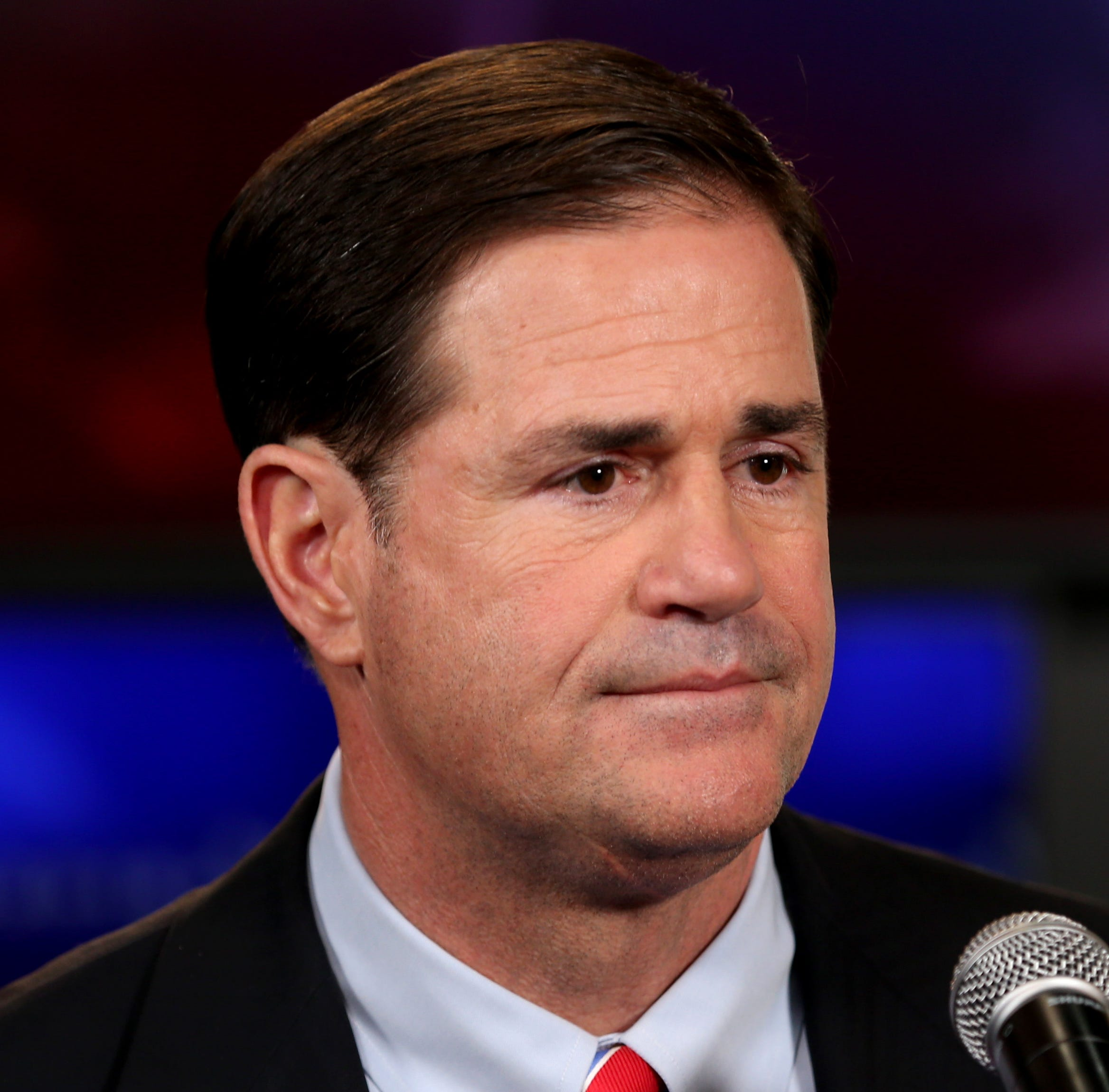 Is Gov. Ducey 'bracing for massive surge' of Trump baloney on the border?