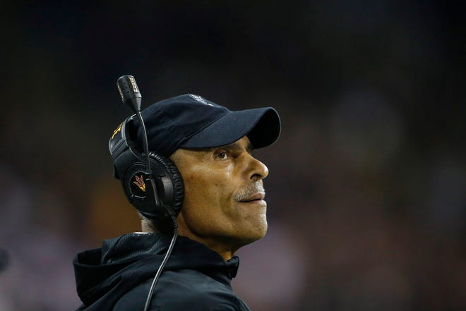 Should Herm Edwards and the Sun Devils be concerned with Oregon State?