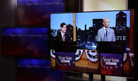 Ducey, Garcia Gubernatorial Debate 3